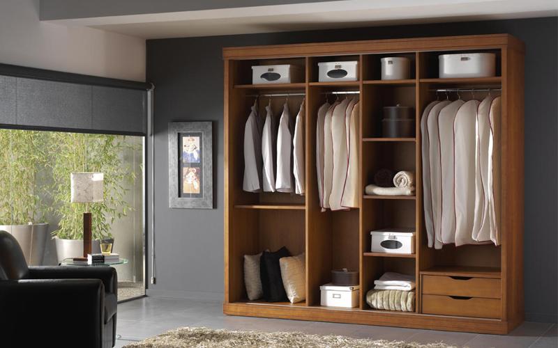 Galería Interiores de armarios y vestidores | Maderas y Puertas G2