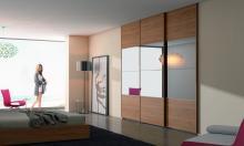 Serie 100 Mod. 4C melamina + espejo