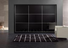 Serie 300 Mod. 3C cristal negro