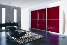 Serie 300 Mod. 3C cristal rojo