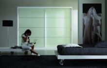 Serie 300 Mod. 4C cristal blanco