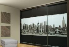 Serie 700 Digital Mod. 3C HPL negro